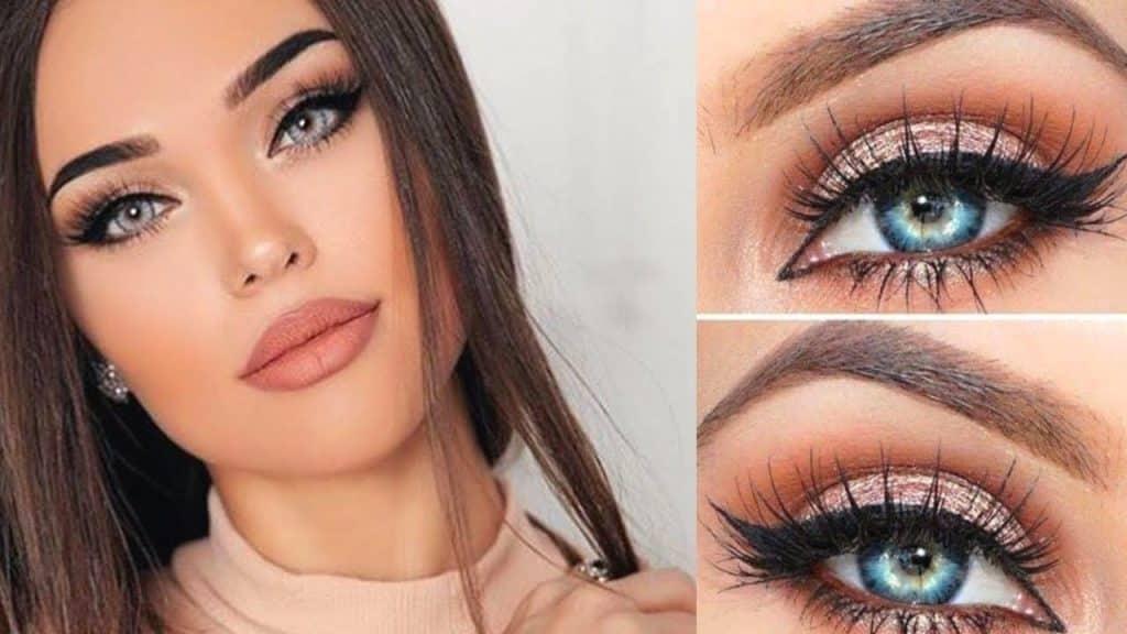 Make de Gringa Para você se INSPIRAR?| Makeup Tutorial Compilation