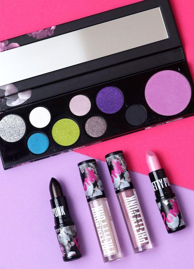 mac pretty punk palette