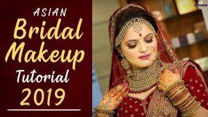 2019 Asian Bridal Makeup Tutorial