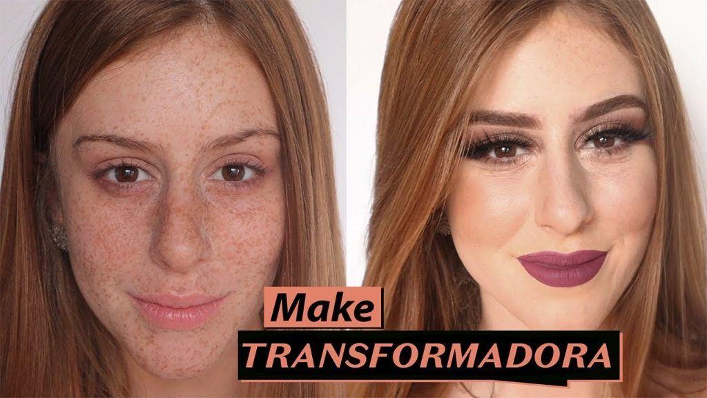 Antes e Depois: Mari Maria faz tutorial de maquiagem transformadora + Mega Promo! I O Boticário