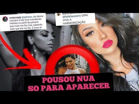 BOCA ROSA E UMA TAL DE FAFELLA UNIDAS CONTRA EVELYN REGLY!?