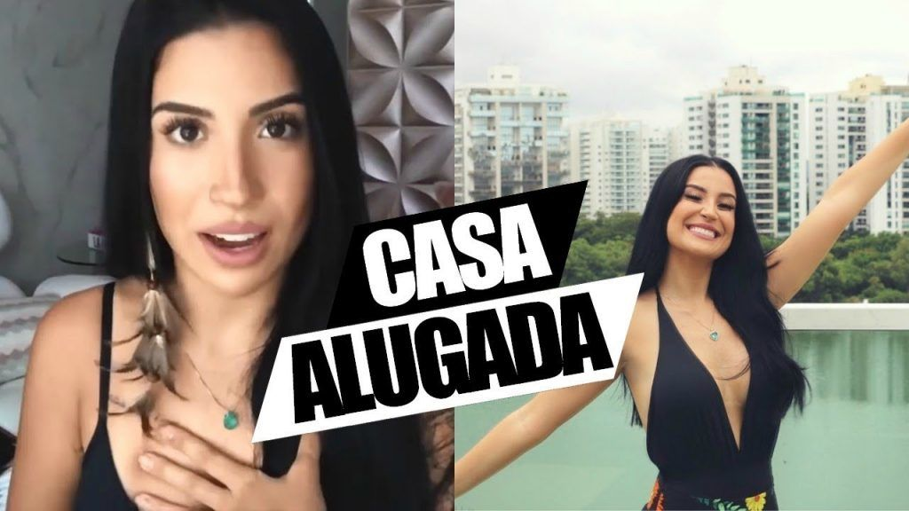Boca Rosa confessa que sua casa é alugada!