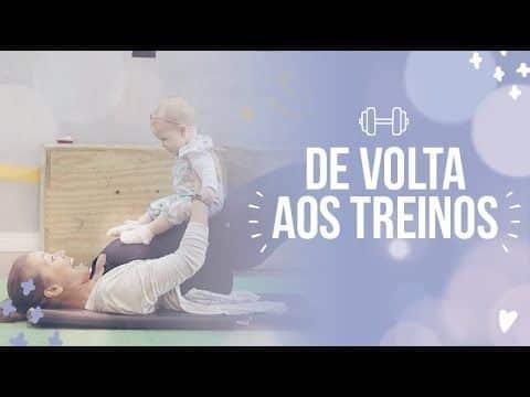 DE VOLTA AOS TREINOS COM ANNE LIV por Juliana Goes