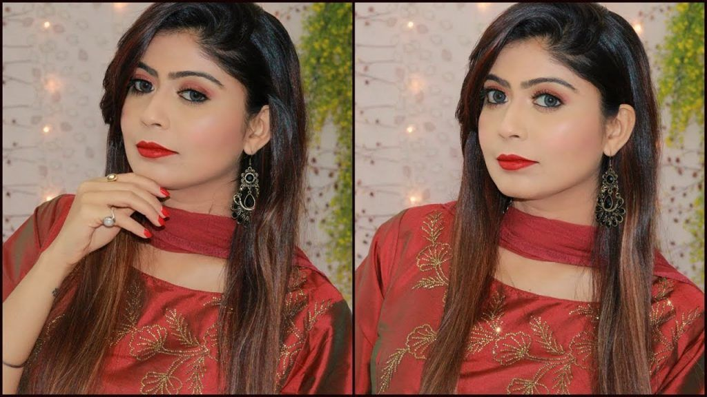 EID MAKEUP Look - Step By Step Tutorial for Beginners