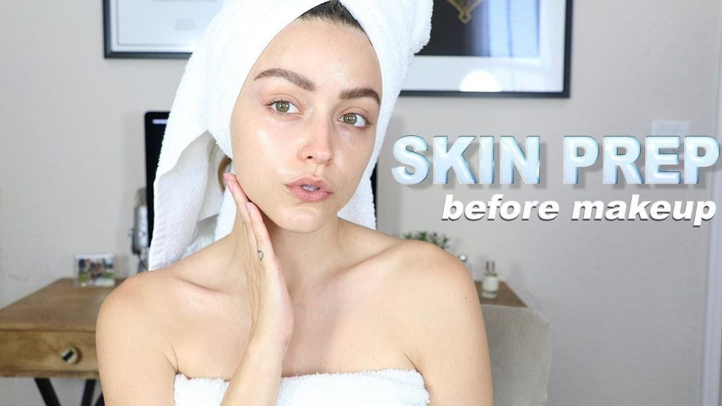 HOW TO PREP YOUR SKIN FOR FLAWLESS MAKEUP!