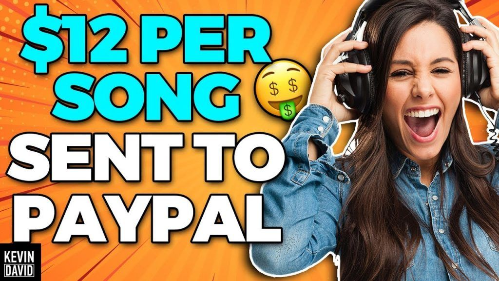 How to Make up to $15 per Hour Listening to Music! Make Money Online!