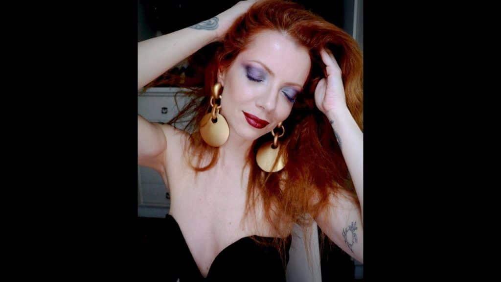 Julia Petit Passo a passo para Elke ❤ - maquiagem
