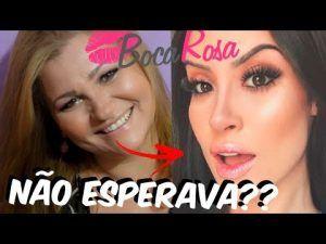 MÃE DE BOCA ROSA ENTREGA A PRÓPRIA FILHA