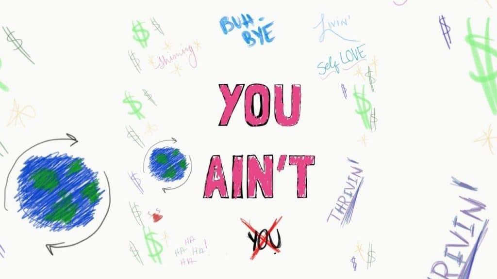 NICOL CONCILIO - You Ain't (lyric video)