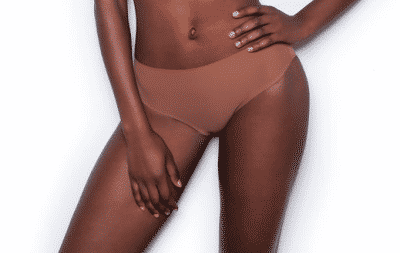 Mulher Negra Africana Skincare Vaginal