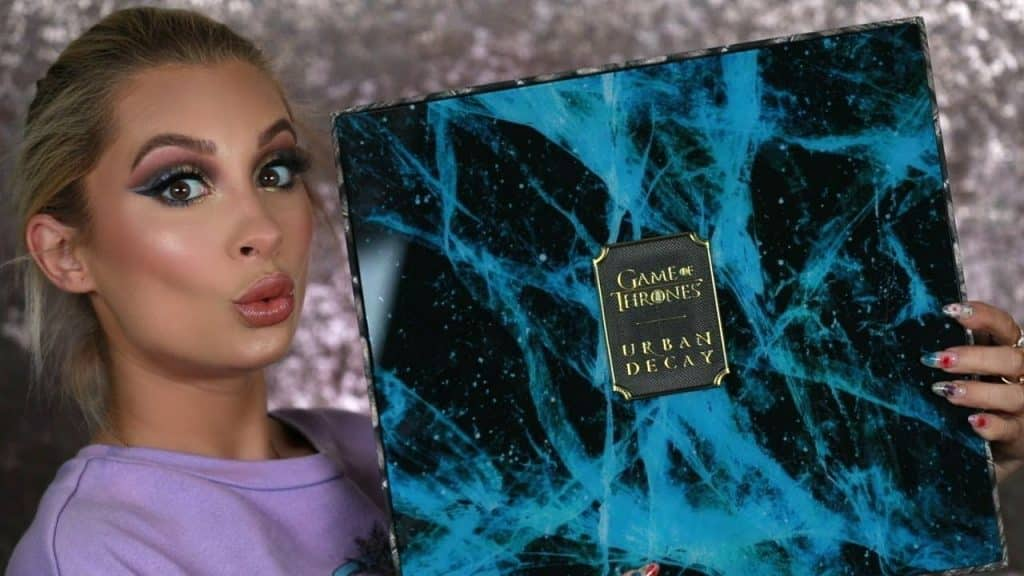 URBAN DECAY X GAME OF THRONES COLLECTION REVIEW