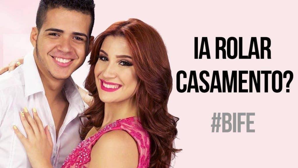 BIA IA CASAR COM O NANDO? | Boca Rosa