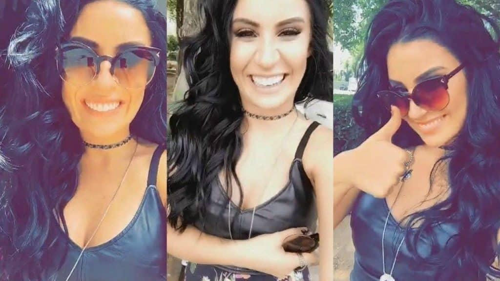 BOCA ROSA COLOCOU SILICONE | Snapchat Bianca Andrade