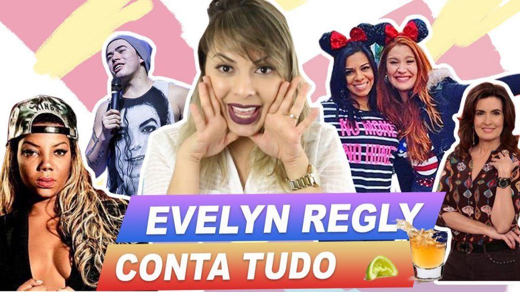 Evelyn Regly CONTA TUDO: Briga com a Bia (Boca Rosa), Segredo que ninguém Sabe, Gravidez...
