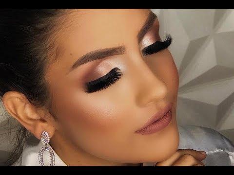 Maquiando cliente #36: Maquiagem Fácil para Noivas Românticas