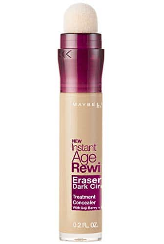 Maybelline New York Instant Age Rewind Apagador Dark Circles Tratamento Concealer, Light, 0.2 fl. oz.