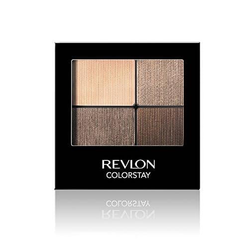 Revlon ColorStay 16 horas Eye Shadow Quad, viciante