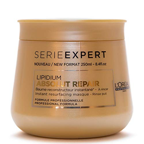 Loreal Professionnel Paris Serie Especialista Lipidium Absolut Repair Masque - 250ml