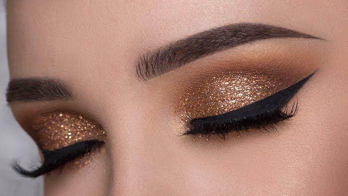 ▷ 1001+ ideias e inspirações sobre como maquilhar os seus olhos