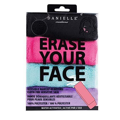 DANIELLE - Apagar o seu rosto 4Piece Cloth Set