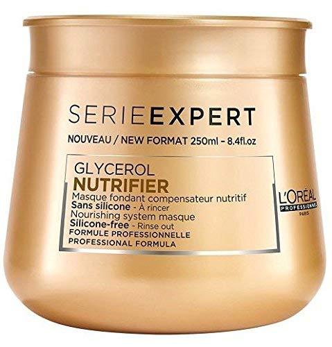 L'Oréal Professionnel Série Expert Nutrifier Máscara (250ml) 8.4 Fl Oz.