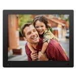 NIX Advance Moldura Fotográfica Digital de 15 Polegadas X15D - Moldura Digital com Display IPS, Sensor de Movimento, Slots de Cartão USB e SD e Controle Remoto