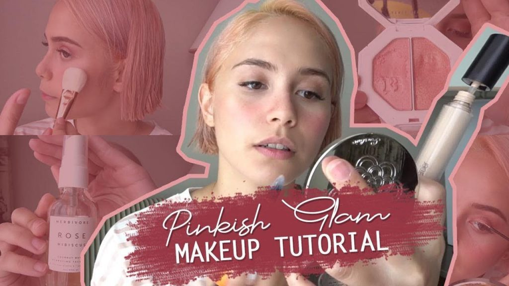 Glam Maquiagem Tutorial | #SenoritaJessyIsInLove