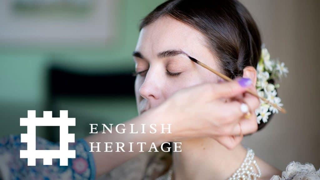 Queen Victoria Maquiagem Tutorial   História Inspirada   Parceria. Amber Butchart e Rebecca Butterworth