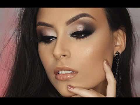 Maquiagem por Juliana Balduino