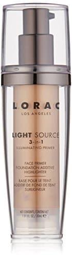 Fonte de Luz LORAC Illimunating 3 in 1 Primer, Dusk, 1.01 fl. oz.