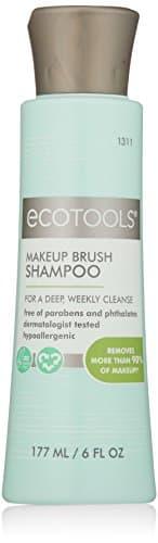 Ecotools Makeup Brush Cleansing Shampoo 6 Onças