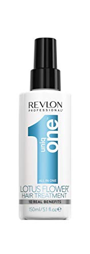 Revlon Uniq um tratamento de cabelo de flor de lótus para tratamento de mulheres, 5.1 onças