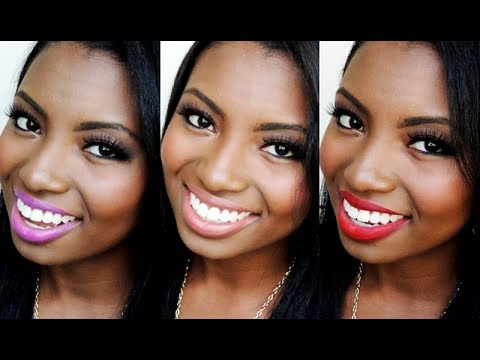 Preparação de pele negra + Maquiagem Coringa