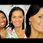 Maquiagem Pele Madura -  Especial Dia das Mães ♥