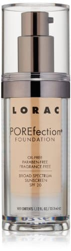 Fundação LORAC POREfection, PR2-Light, 1,12 fl. oz.