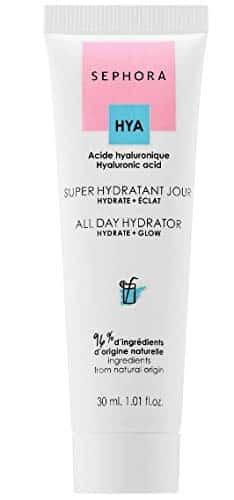 SEPHORA All Day Hydrator - Ácido hialurônico hidratado e com brilho 1,69 fl / oz
