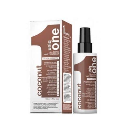 Uniq One Revlon - um tratamento exclusivo para o cabelo com coco 2 pacotes 5,1 onças