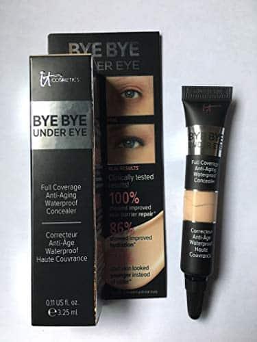 It Cosmetics Bye Bye Sob Olho Cobertura Completa Anti-Envelhecimento Corretivo À Prova D 'Água 0.11 FL OZ