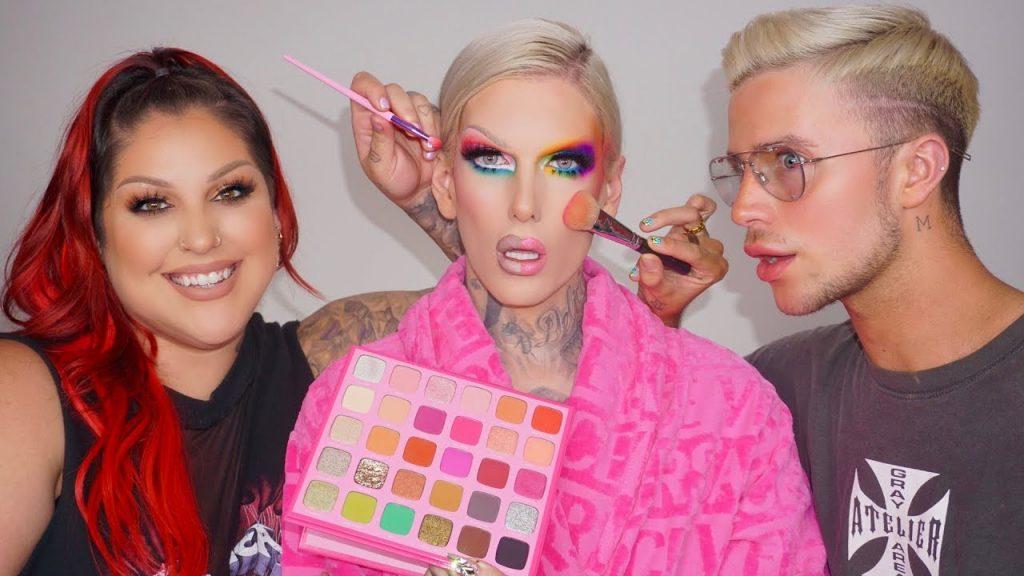 Meus verdadeiros amigos fazem minha maquiagem