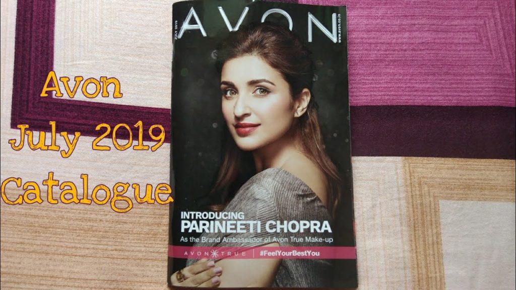 Avon july 2019 catalogue //