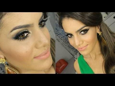 Maquiagem para Festa de Casamento! Por Camila Coelho