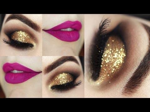 Maquiagem Luxo de Carnaval com PRODUTOS NACIONAIS - Makeup Tutorial