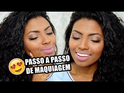 NAMORADO NARRANDO VÍDEO MAQUIAGEM por Camila Nunes