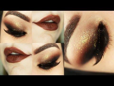 Makeup Tutorial - Olho esfumado na diagonal - Maquiagem Poderosa