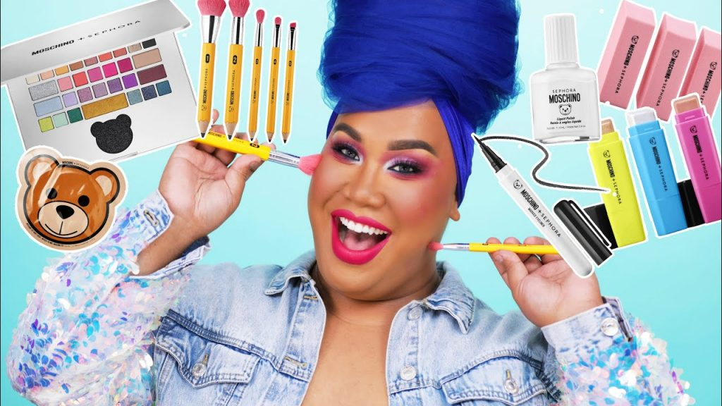 FULL FACE OF FIRST IMPRESSIONS MAKEUP TUTORIAL | PatrickStarrr