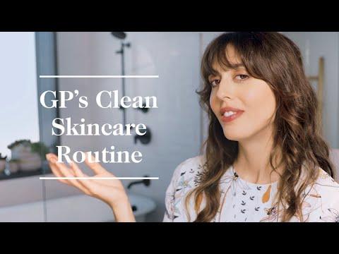 Violette (nossa maquiadora francesa favorita) tenta a rotina de cuidados com a pele de GP | gosma