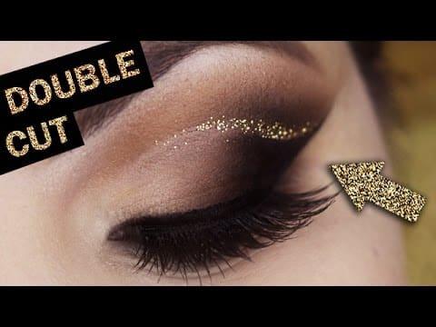 Double Cut Efeito Profissional - Aprenda uma nova técnica de maquiagem - Makeup Tutorial