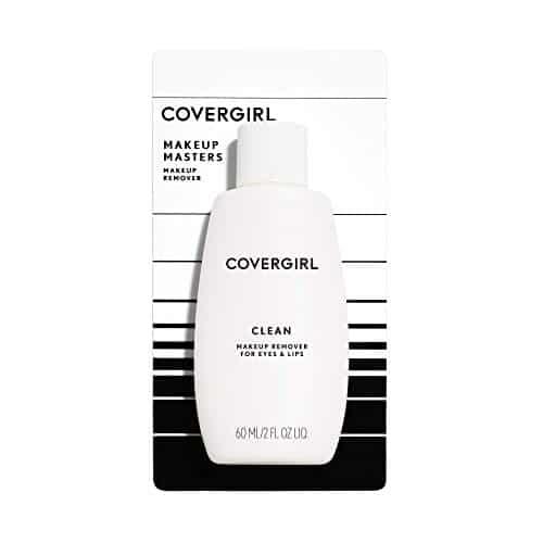 COVERGIRL Removedor de maquiagem limpa para olhos e lábios, 2 oz (a embalagem pode variar) Versão antiga