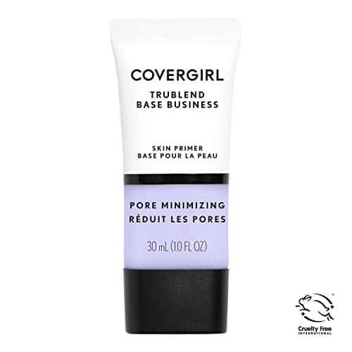 Primer base para rosto comercial Covergirl, minimização de poros 300, onça 1,01