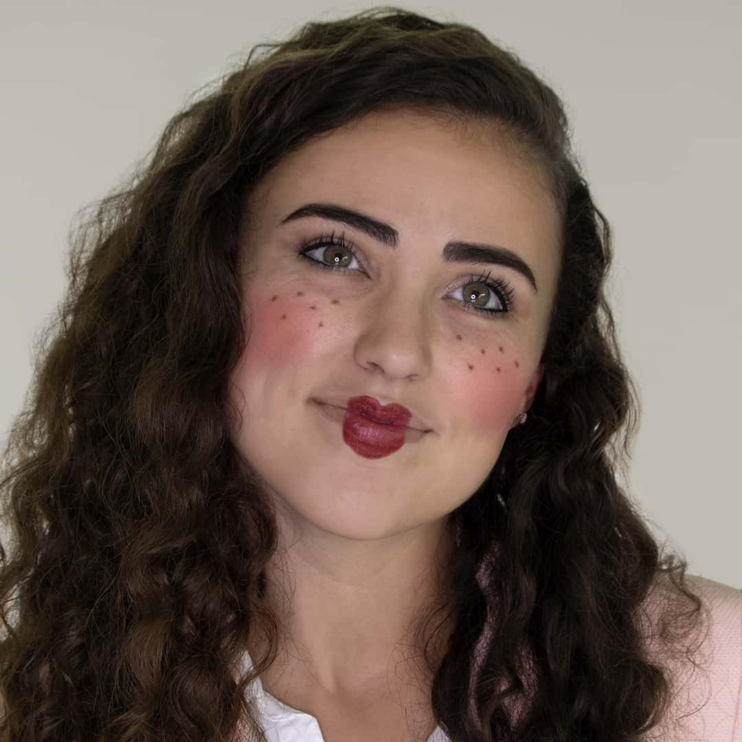 8 looks assustadores de maquiagem de Halloween